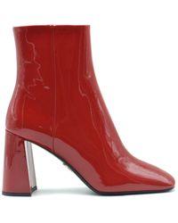 Prada Stiefel für Damen - Rot