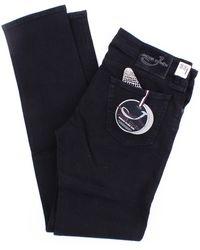 Jacob Cohen Jeans 622 modell in schwarz