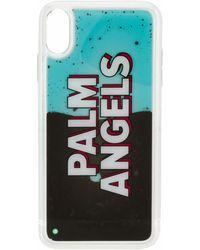Palm Angels PVC COVER - Blau