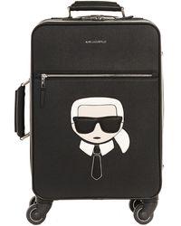 Karl Lagerfeld K/ikonik Trolley - Black