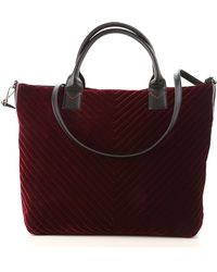 Pinko Red Polyester Handbag