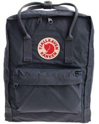 Fjällräven Kånken Blue Nylon Backpack