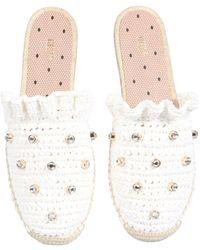 RED Valentino Valentino Garavani Other Materials Sandals - White