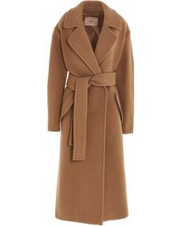 Twin Set Outerwear Jacket - Natural