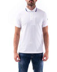 Colmar Cotton Polo Shirt - White