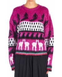 N°21 SWEATER - Pink