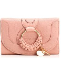 See By Chloé ANDERE MATERIALIEN BRIEFTASCHEN - Pink