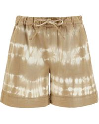 P.A.R.O.S.H. - ANDERE MATERIALIEN SHORTS - Lyst