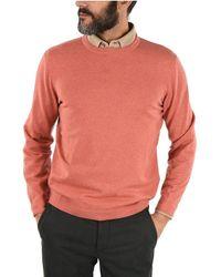 Brunello Cucinelli KASCHMIR SWEATER - Pink