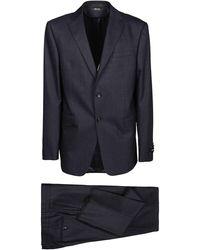 Z Zegna Suit - Blue