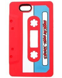 Marc By Marc Jacobs Red Pvc Cover