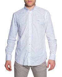 Harmont & Blaine Crf012006912 Cotton Shirt - White