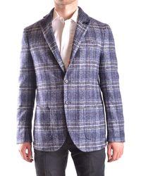 Altea - Wool Blazer - Lyst