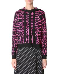 Michael Kors Black Viscose Sweatshirt