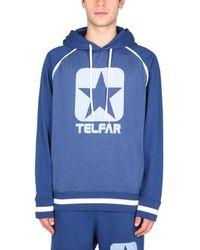 Telfar Sweatshirt - Blue