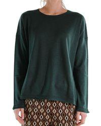 Maliparmi Wool Blouse - Green