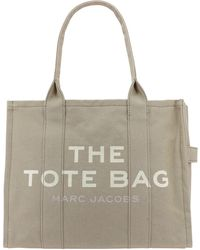 Marc Jacobs ANDERE MATERIALIEN TOTE - Braun