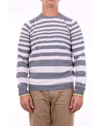 Heritage WOLLE PULLOVER - Grau