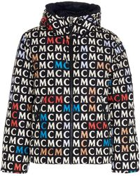 MCM Polyamide Outerwear Jacket - Black