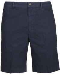 KENZO Cotton Shorts - Blue