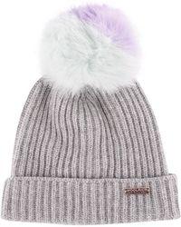 Woolrich Wool Hat - Grey