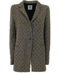 Missoni Viscose Coat - Grey