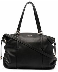 Liu Jo - Handtasche mit Schnürung - Lyst