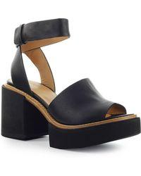 Paloma Barceló Other Materials Sandals - Black