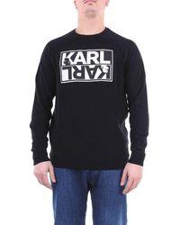 Karl Lagerfeld Er pullover - Schwarz