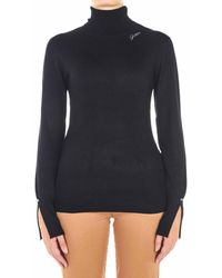Guess Cotton Sweater - Black