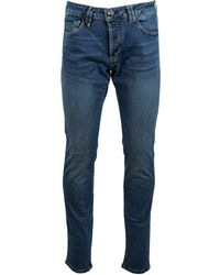 Philipp Plein Other Materials Jeans - Blue