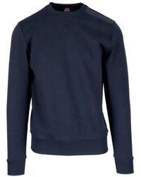 Colmar 82074vw68 andere materialien sweatshirt - Blau