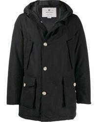 Woolrich Outerwear Jacket - Black