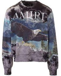 Amiri Other Materials Sweatshirt - Black