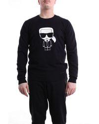 Karl Lagerfeld Sweater In - Black