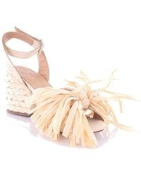Paloma Barceló - Other Materials Sandals - Lyst