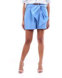 KENZO Shorts mini - Blau