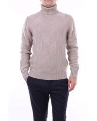 Gran Sasso Wool Sweater - Natural