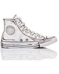 Sneaker alte Converse da donna - Fino al 70% di sconto su Lyst.it
