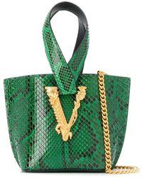 Versace PELLE - Verde
