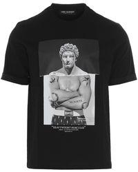 Neil Barrett - Other Materials T-shirt - Lyst