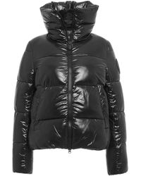 Save The Duck Other Materials Down Jacket - Black