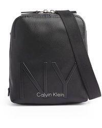 Calvin Klein ECOPELLE NERO