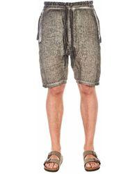 Thom Krom Shorts - Grey
