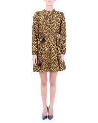 Molly Bracken - Yellow Polyamide Dress - Lyst