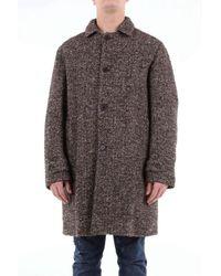 Aspesi - Wool Outerwear Jacket - Lyst