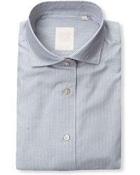 Xacus Cotton Shirt - Grey