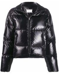 Maison Margiela Polyamide Down Jacket - Black