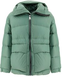 Khrisjoy Other Materials Coat - Green