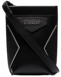 Givenchy LEDER KURIERTASCHE - Schwarz